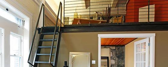 coût escalier mezzanine Bouscat