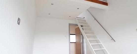 escalier escamotable à Floirac